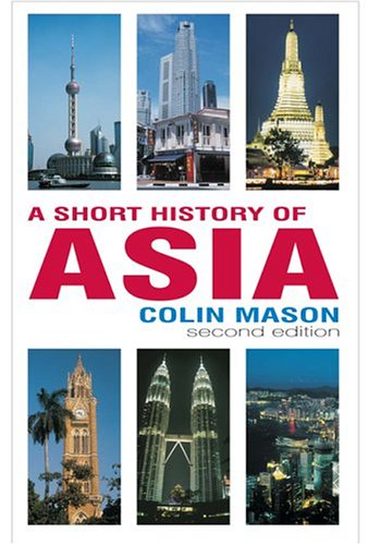 Short History of Asia  2nd 2005 (Revised) edition cover