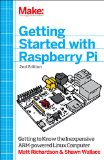Getting Started with Raspberry Pi  2nd 2014 edition cover