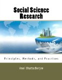 Social Science Research: Principles, Methods, and Practices   2012 edition cover