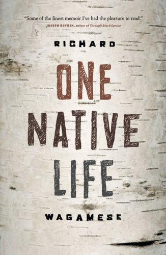 One Native Life  N/A edition cover