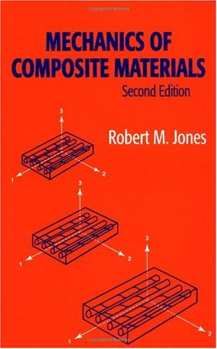 Mechanics of Composite Materials  2nd 1998 (Revised) edition cover