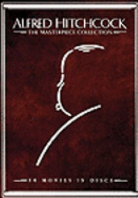 Alfred Hitchcock - The Masterpiece Collection System.Collections.Generic.List`1[System.String] artwork