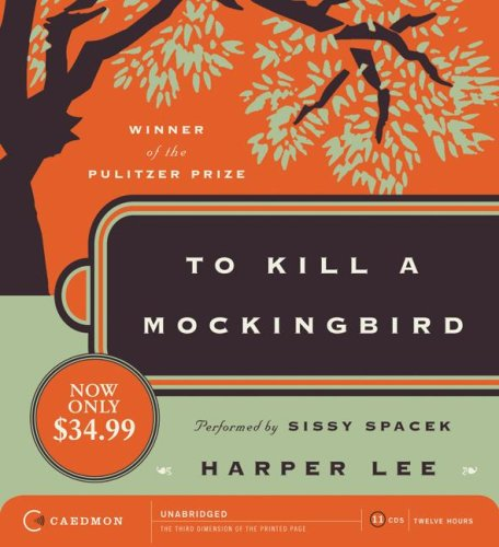 To Kill a Mockingbird:  2009 edition cover