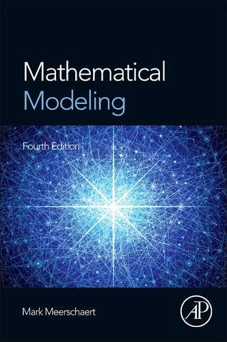 Mathematical Modeling  4th 2013 edition cover