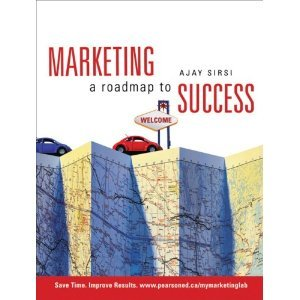 Marketing A Roadmap to Success  2010 9780137138128 Front Cover