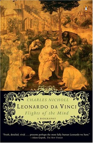 Leonardo da Vinci Flights of the Mind N/A edition cover