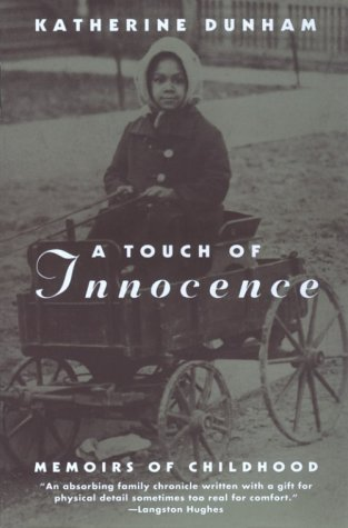 Touch of Innocence A Memoir of Childhood  1994 edition cover