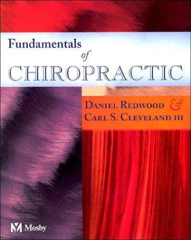 Fundamentals of Chiropractic  2nd 2003 edition cover