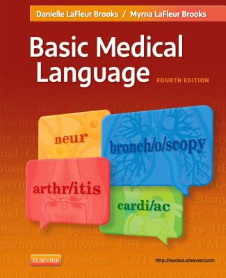Basic Medical Language  4th 2012 edition cover