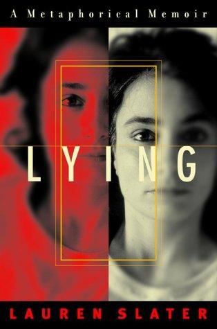 Lying A Metaphorical Memoir  2000 edition cover