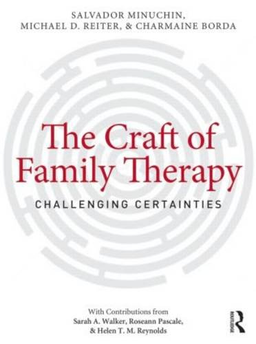 Craft of Family Therapy Challenging Certainties  2014 edition cover
