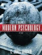 History of Modern Psychology  3rd 2009 edition cover