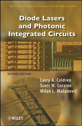 Diode Lasers and Photonic Integrated Circuits  2nd 2012 edition cover