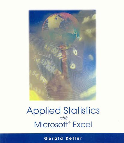 Applied Statistics   2001 edition cover