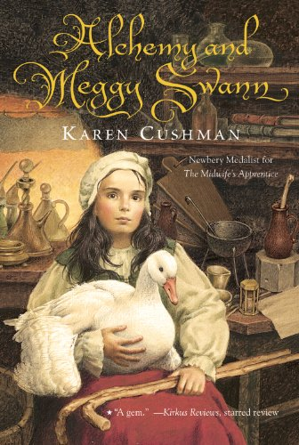 Alchemy and Meggy Swann   2010 edition cover