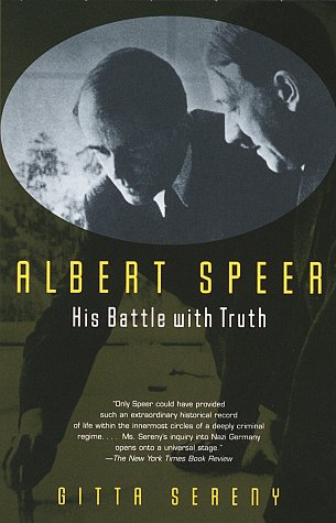 Albert Speer His Battle with Truth N/A edition cover