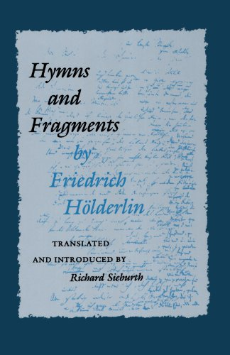 Hymns and Fragments   1984 edition cover
