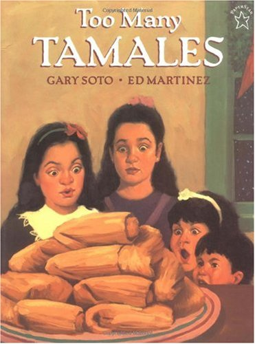 Too Many Tamales  N/A edition cover