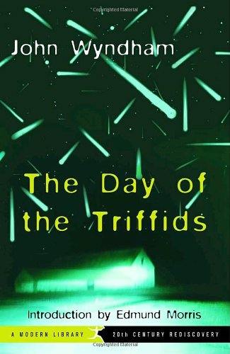 Day of the Triffids   2003 edition cover
