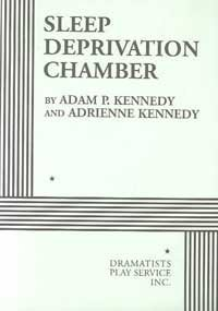Sleep Deprivation Chamber  N/A edition cover