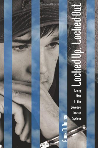 Locked up, Locked Out Young Men in the Juvenile Justice System  2010 edition cover