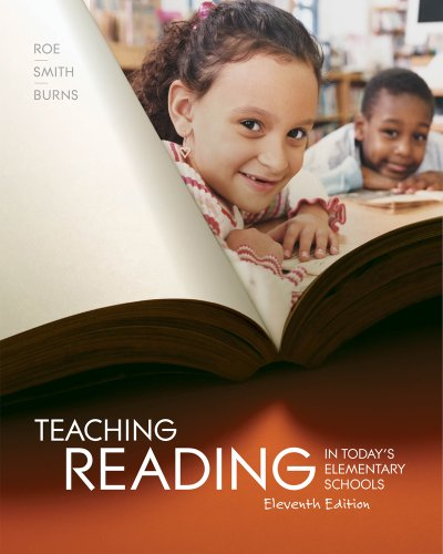 Teaching Reading in Today's Elementary Schools  11th 2012 edition cover