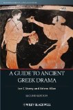 Guide to Ancient Greek Drama  2nd 2014 edition cover