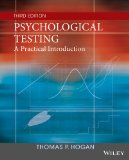 Psychological Testing A Practical Introduction 3rd 2014 edition cover