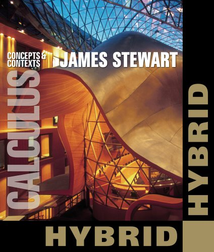 Calculus - Concepts and Context - Hybrid  4th 2012 edition cover