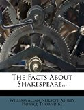The Facts about Shakespeare...  0 edition cover