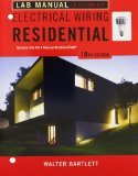 Simmons' Electrical Wiring Residential  18th 2015 edition cover