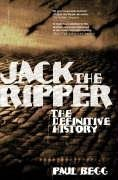 Jack the Ripper The Definitive History 2nd 2004 edition cover