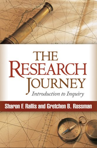 Research Journey Introduction to Inquiry  2012 edition cover