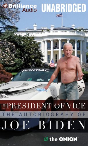 The President of Vice: The Autobiography of Joe Biden  2013 edition cover