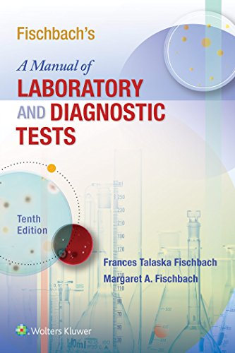 Cover art for A Manual of Laboratory and Diagnostic Tests, 10th Edition