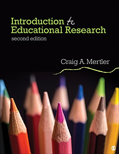 Introduction to Educational Research  2nd 2019 9781506366128 Front Cover