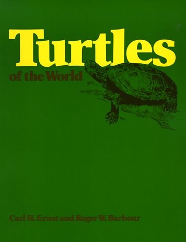 Turtles of the World   1989 9781560982128 Front Cover