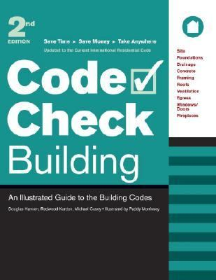 Code Check Building An Illustrated Guide to the Building Codes 2nd edition cover