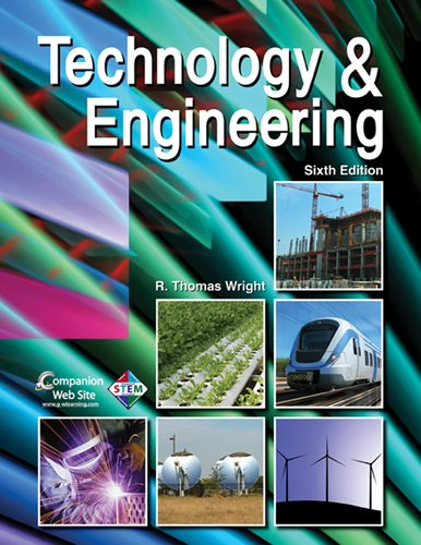 Technology and Engineering  6th 2012 edition cover