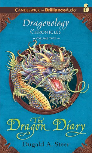 The Dragon Diary: The Dragonology Chronicles  2011 edition cover