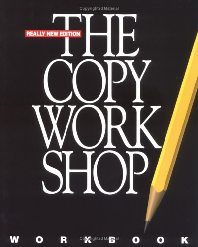 Copy Workshop Workbook 3rd 2002 (Revised) edition cover