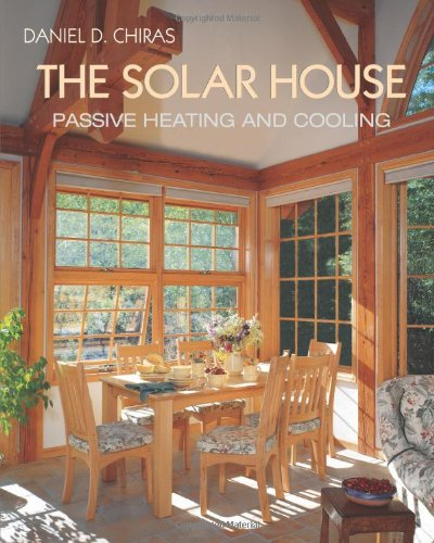Solar House Passive Heating and Cooling  2002 edition cover