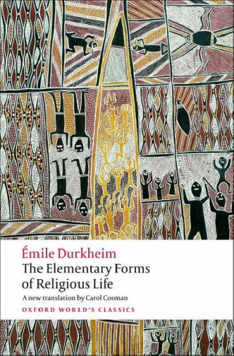 Elementary Forms of Religious Life   2008 edition cover
