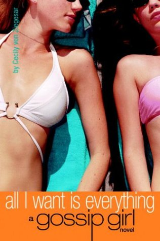 All I Want Is Everything   2003 edition cover
