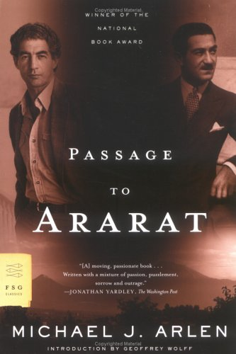Passage to Ararat  2nd 2006 edition cover