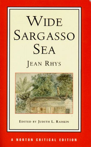 Wide Sargasso Sea   1999 edition cover