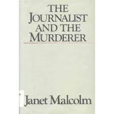 Journalist and the Murderer N/A edition cover