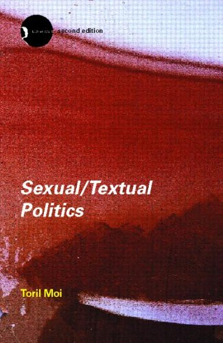 Sexual/Textual Politics Feminist Literary Theory 2nd 2002 (Revised) edition cover