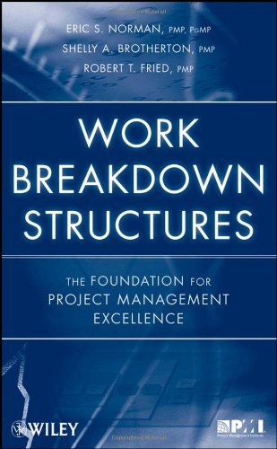 Work Breakdown Structures The Foundation for Project Management Excellence  2008 edition cover