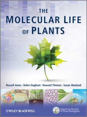 Molecular Life of Plants   2012 edition cover